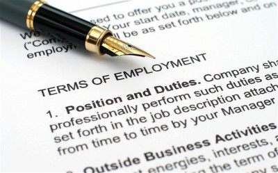 Evolved HR Contract of Employment